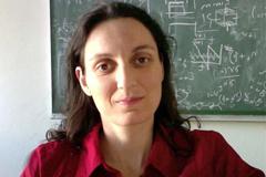 Dr. Maria Fyta ist ab März 2012 im Rahmen des SFB 716 neue Junior-Professorin am Institut für Computerphysik.