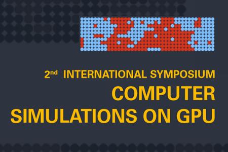 Internationales Symposium SimGPU in diesem Jahr vom SFB 716 mitorganisiert.