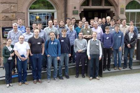 Rund 40 Experten besuchten die SimGPU 2013 in Freudenstadt.