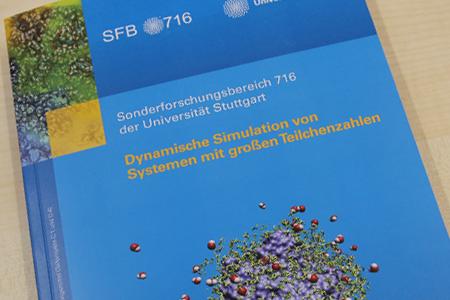 Der Antrag auf Weiterförderung des SFB 716 ist nun bei der DFG eingereicht.